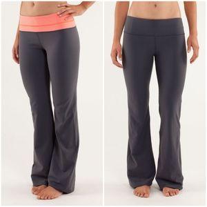 Lululemon Groove Pants in Tonka Stripe
